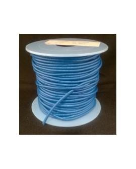 Rollo 25 mts. Cordón Cuero Nacional 1,5 mm. DUCADOS. Ref 20900