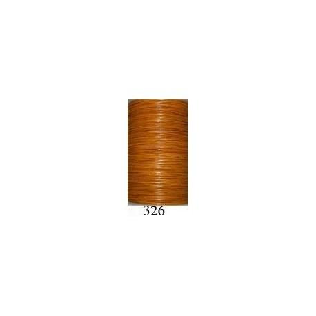 Cordón Cuero Piel Canguro 1 mm. 326. Por metro. Ref 21216