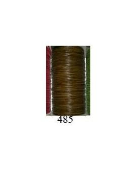 Cordón Cuero Piel Canguro 1 mm. 485. Por metro. Ref 21225