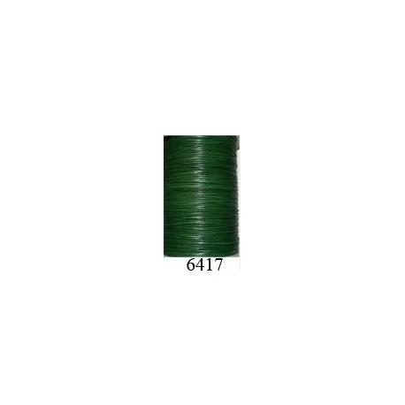 Cordón Cuero Piel Canguro 1 mm. 6417. Por metro. Ref 21227
