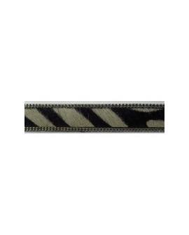 Tira Pelo + Ribete 9 mm. CEBRA comb3. Ref 21246