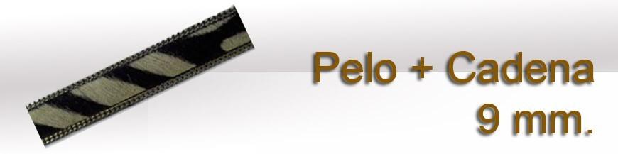 Pelo + Cadena 9 mm