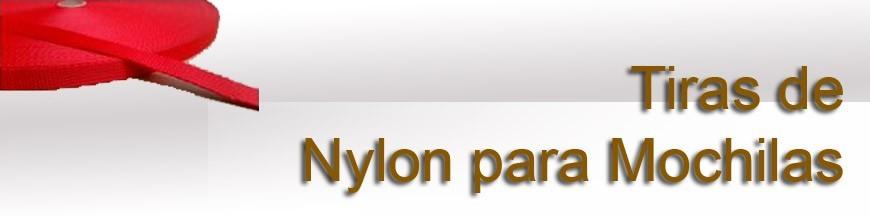 Tiras de Nylon para Mochilas