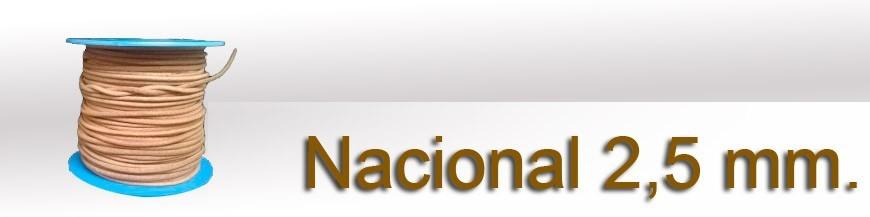 Nacional 2.5 mm