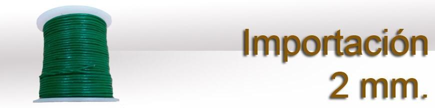 Importación 2 mm