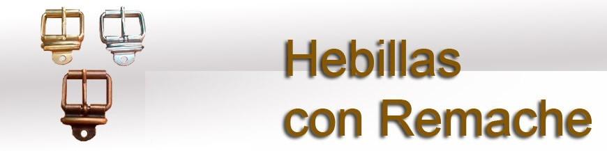 Hebillas con Remache