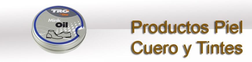 Productos Piel Cuero y Tintes