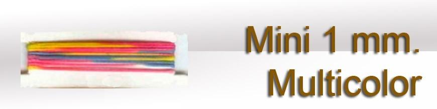 Mini 1 mm Multicolor